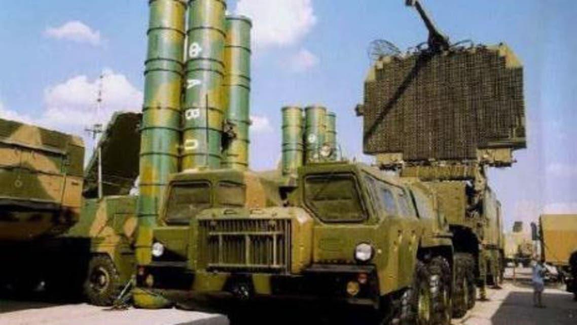 صواريخ أس 300