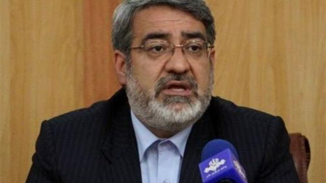 Iran Interior Minister