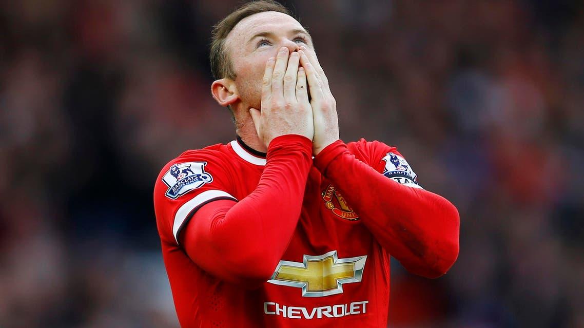 Manchester United's Wayne Rooney Reuters / Darren Staples Livepic
