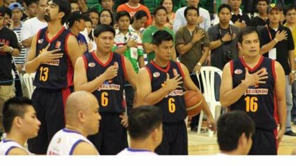 PBA legends Saudi Gazette