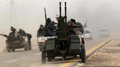 #ليبيا.. تفجير بمبنى الاستخبارات في صبراتة
