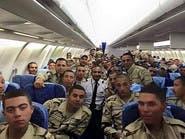 #القاهرة تنفي مقتل جنود مصريين في عاصفة الحزم