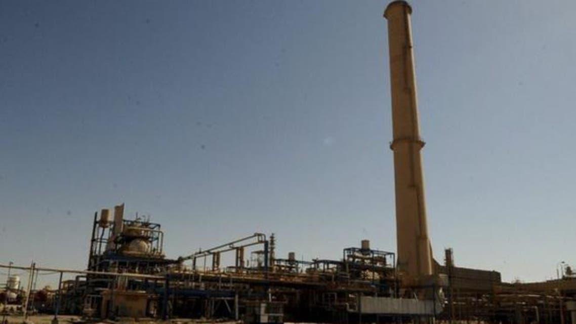 The Baiji oil refinery is Iraq's biggest refinery (File photo Reuters)