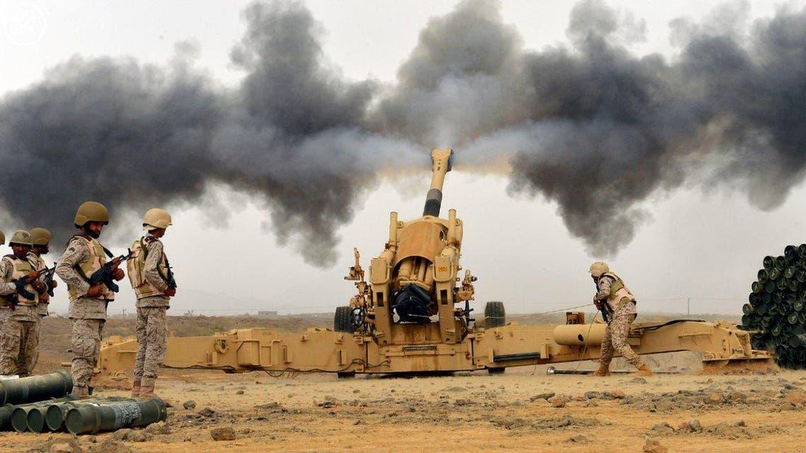 الحدود السعودية اليمنية الحدث