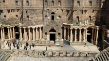 Video: UNESCO-listed site turns into battlefield in Syria
