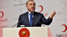 Erdogan warns pope not to label Armenian killings as genocide