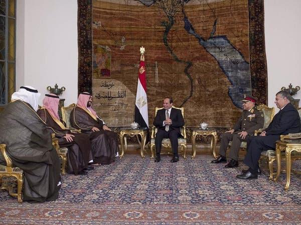 السعودية ومصر تتفقان على اجراء مناورة عسكرية كبرى