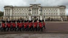 Man arrested after scaling Buckingham Palace gates