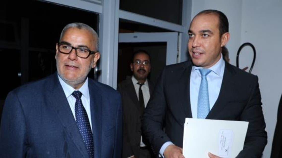 وزير مغربي