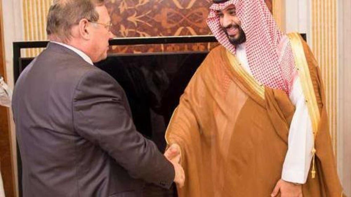 Prince Muhammad Bin Salman Russian ambassador Saudi Gazette