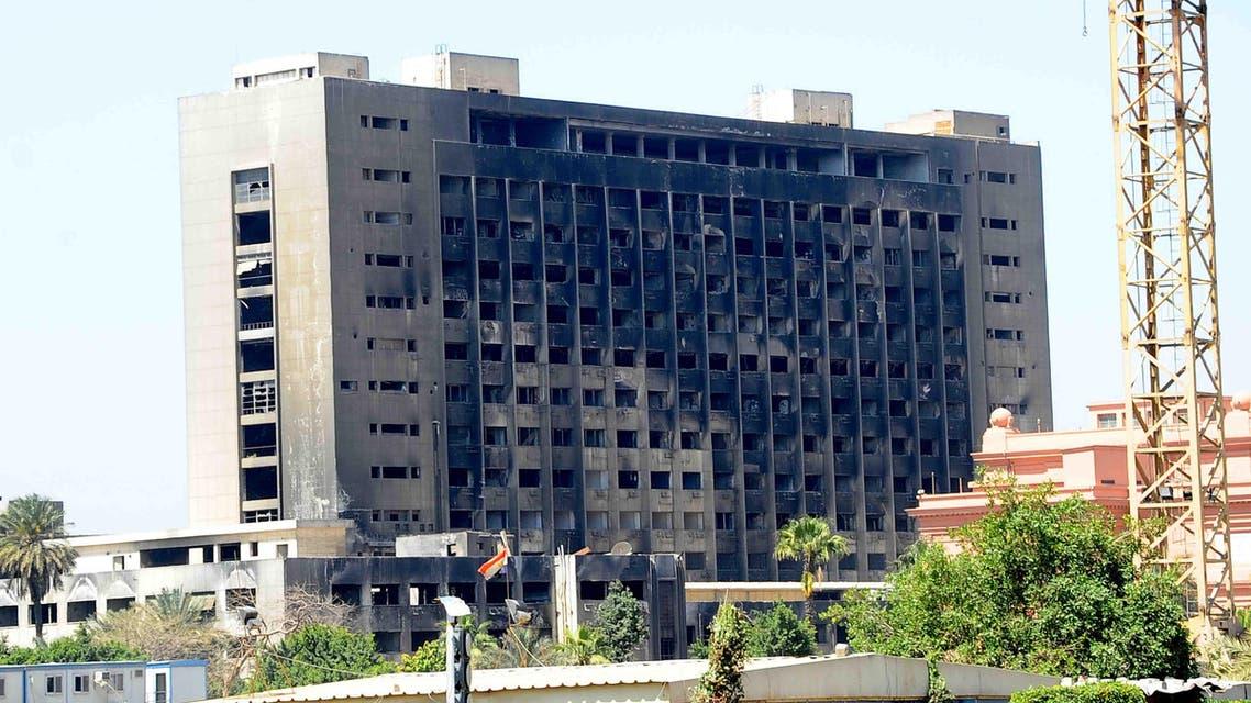 مبنى الحزب الوطني - مصر