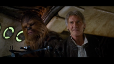 'Chewie, we're home': New 'Star Wars' trailer revs up fans