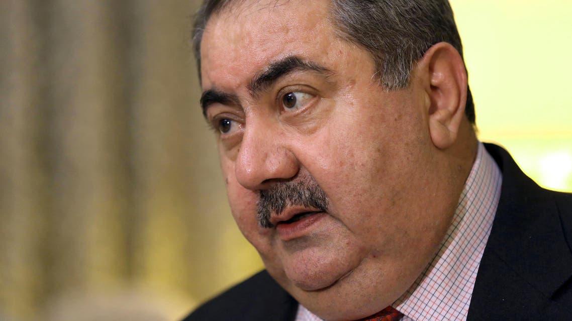 Hoshyar Zebari AP