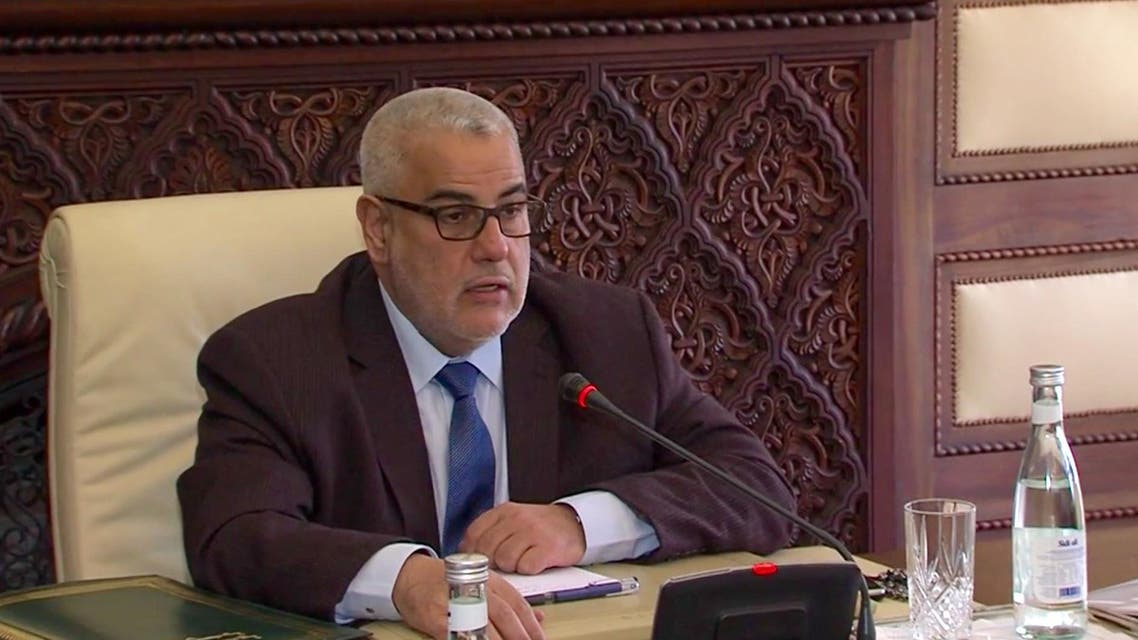 عبد الإله بن كيران، رئيس حكومة المغرب