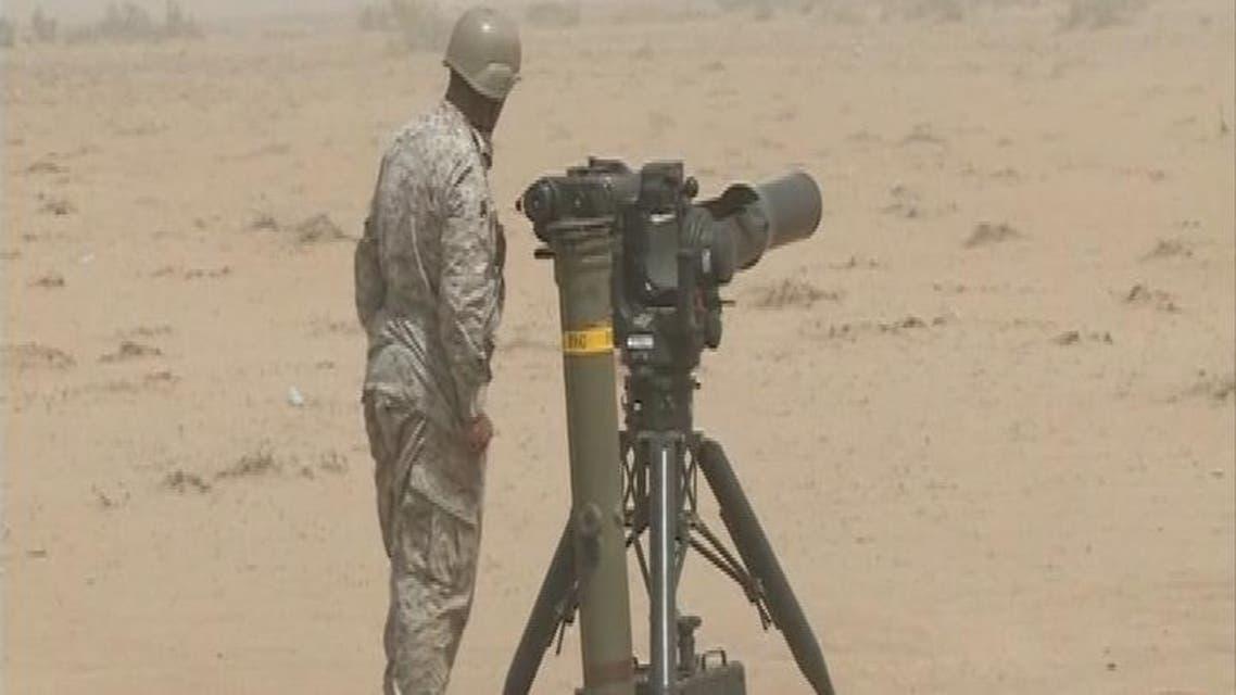 THUMBNAIL_ القوات السعودية تمنع أي محاولة لاختراق الحدود