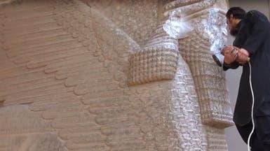 خبراء وتجار يشنون حملة ضد نهب الآثار في سوريا والعراق