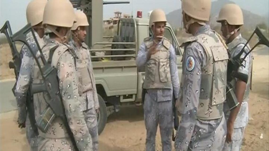 THUMBNAIL_ العربية ترافق حرس الحدود خلال تمشيط المناطق الحدودية