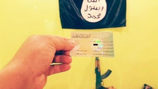 ISIS issuing photo IDs in Syrian stronghold Raqqa