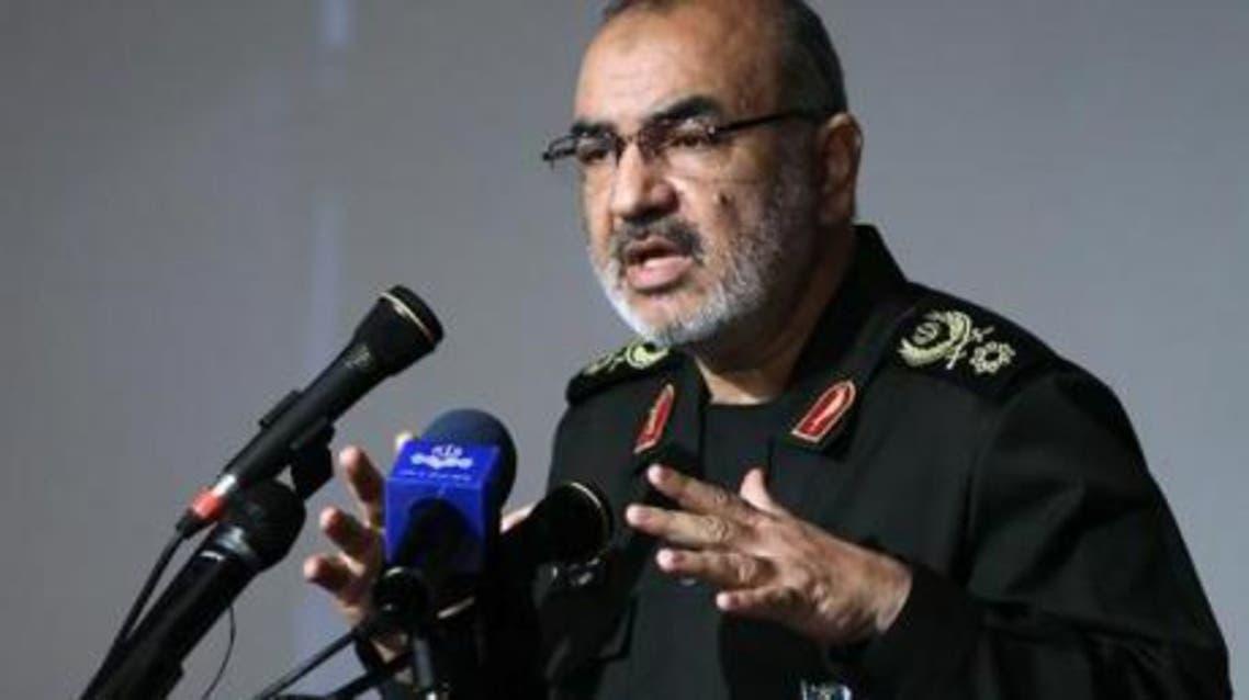 نائب القائد العام للحرس الثوري الإيراني حسين سلامي
