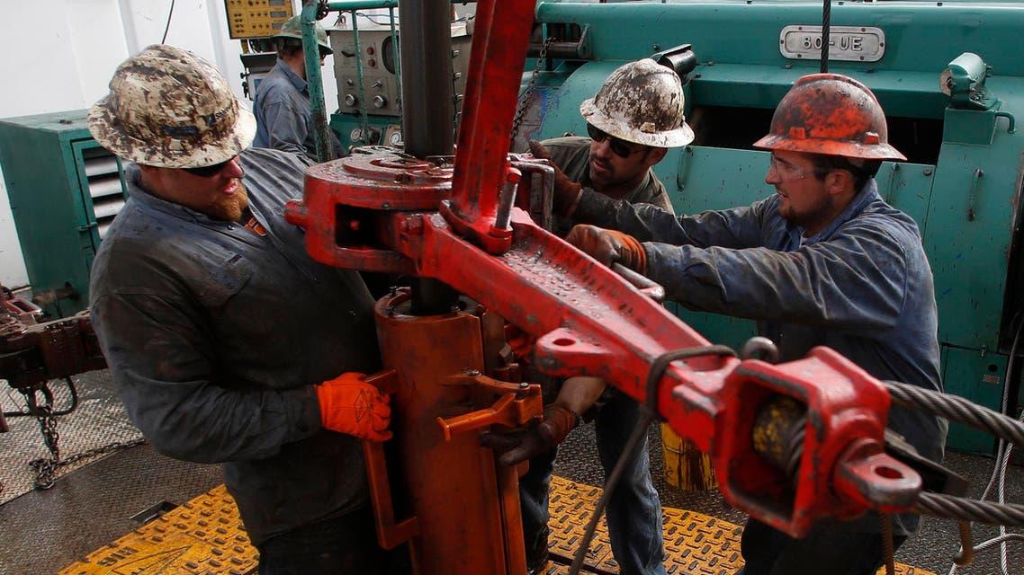 عمال نفط أميركا عمالة النفط برنت