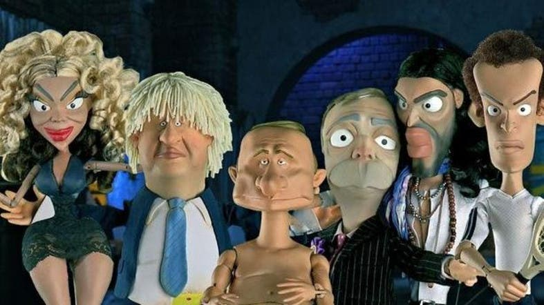 New Tv Puppet Show Mocks British Politicians Celebrities Al