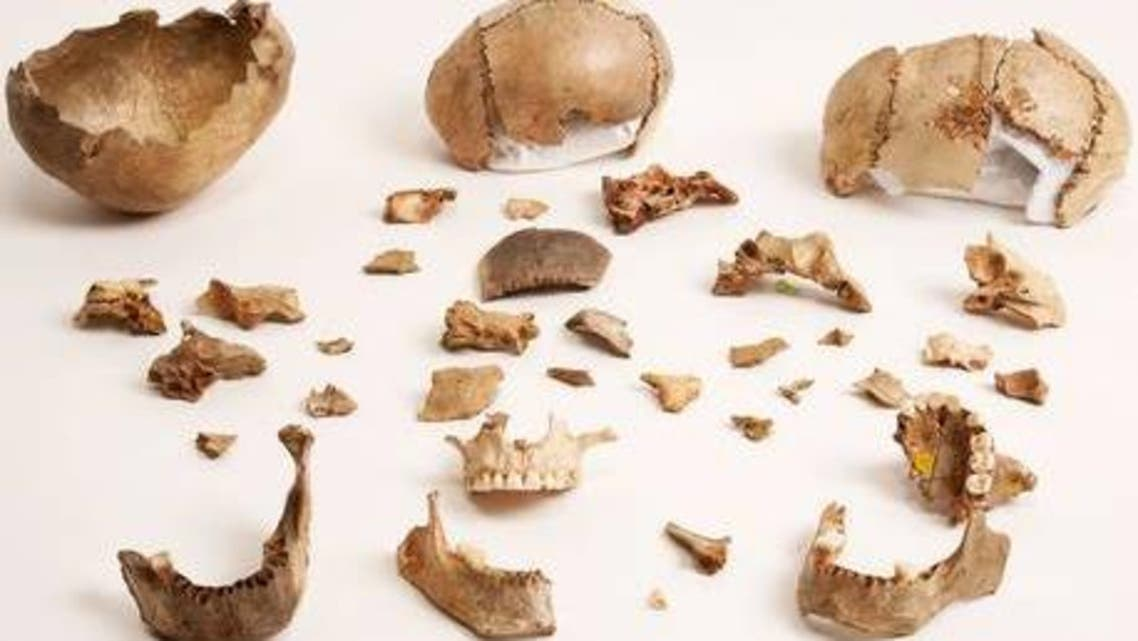 """""""They received special treatment… they were carefully broken to produce a skull cup."""""""