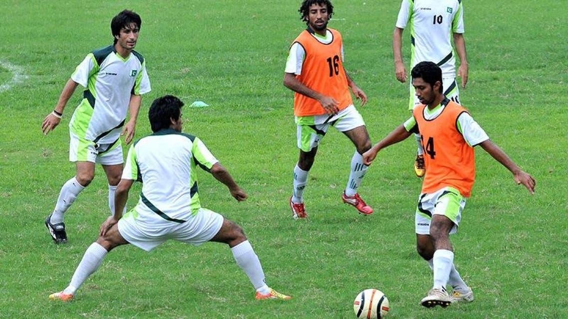 pakistan football