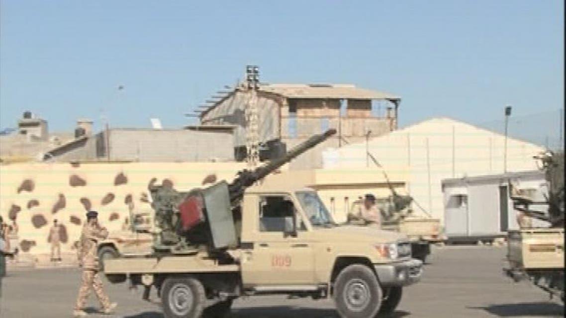 THUMBNAIL_ الجيش الليبي  يحرز تقدما نحو أحد معسكرات تاجوراء