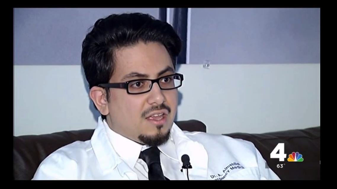 Dr. Abdulaziz Almehlisi