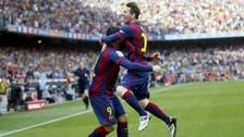 Magic Messi scores 400th goal for Barcelona in Valencia win
