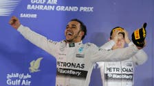 Hamilton wins Bahrain GP ahead of Raikkonen and Rosberg