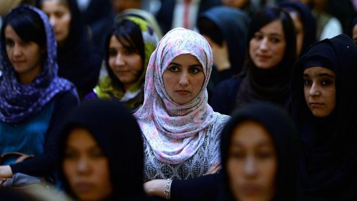 afghani women