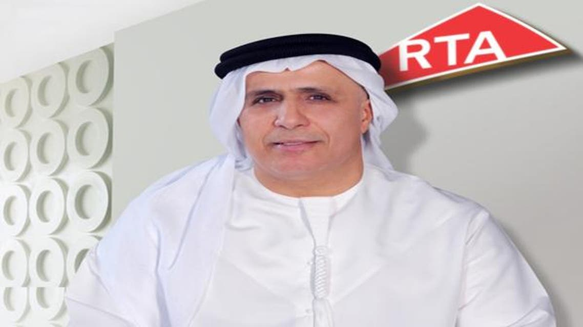 رئيس مجلس إدارة هيئة طرق ومواصلات دبي مطر الطاير