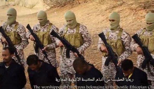isis libya video