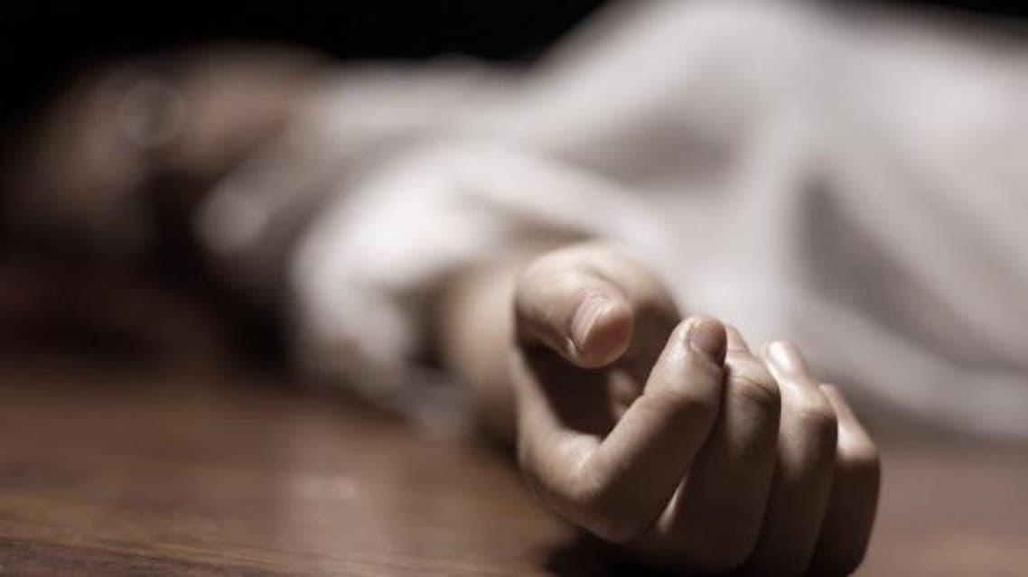 woman dead shutterstock