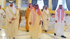 Top Kuwaiti officials arrive in Saudi capital Riyadh