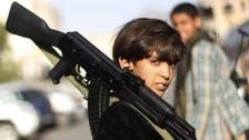 ميليشيات الحوثي تجند الأطفال وتشعلهم وقوداً في حربها