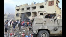 Sinai bomb claimed by ISIS kills three Egypt soldiers