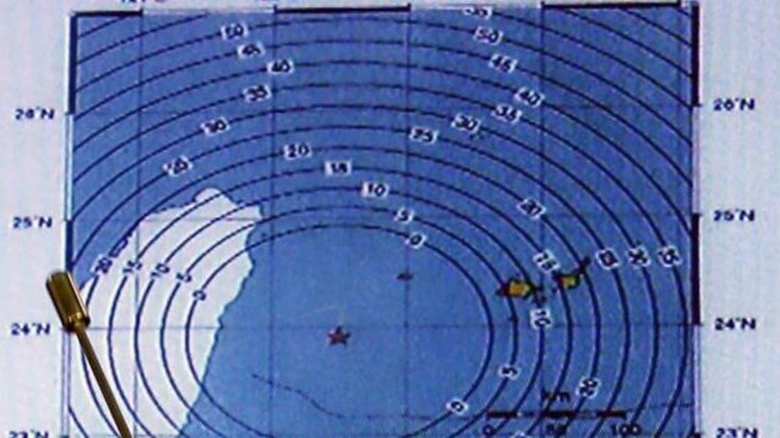 quake taiwan japan reuters
