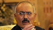 Yemen's Saleh denies alliance with Houthis