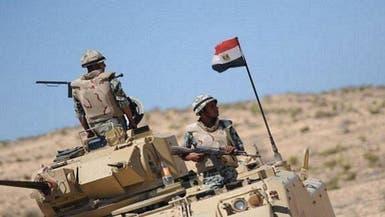 مقتل 5 إرهابيين باشتباكات مع الأمن قرب مطار العريش