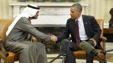 Abu Dhabi Crown Prince discusses regional stability with Obama