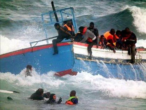 سفينة تجارية تنقذ 72 مهاجرا في البحر المتوسط
