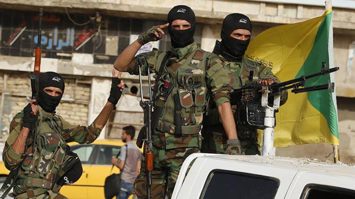 كتائب حزب الله في العراق
