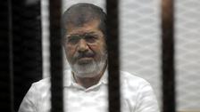 ڈاکٹر محمد مرسی کو 20 سال قید کی سزا