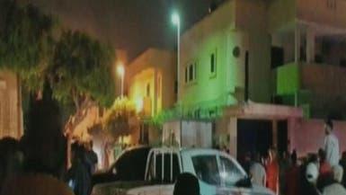 ليبيا.. داعش يفجر مقر السفارة الإسبانية في طرابلس