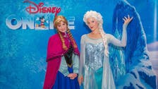 'Frozen' sisters to take to the ice in Dubai Disney show