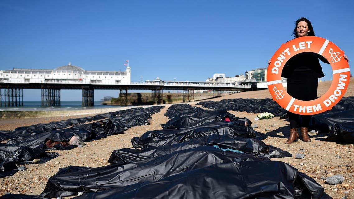 Brighton body bags