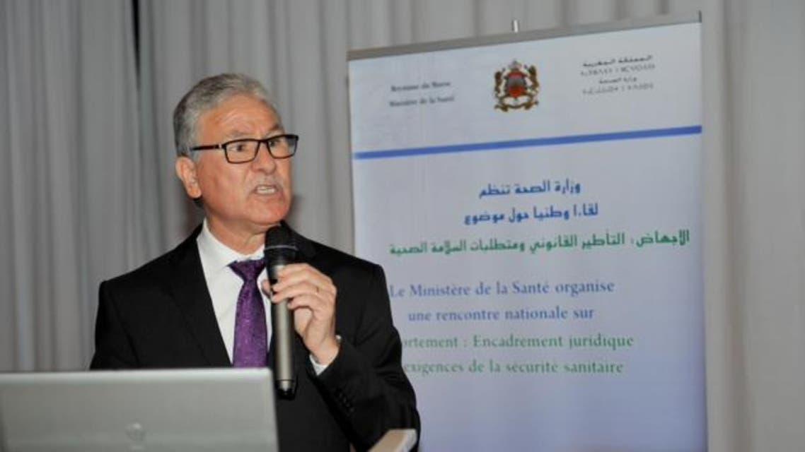 الحسين الوردي، وزير الصحة المغربي