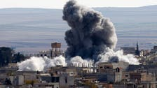 U.S.-led strikes have killed 2,079 people in Syria: monitor